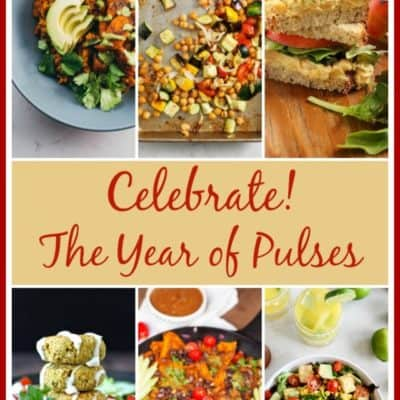 16 Ways to Celebrate the Year of Pulses