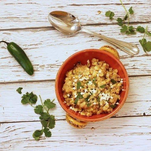 Mexican Street Corn and Quinoa