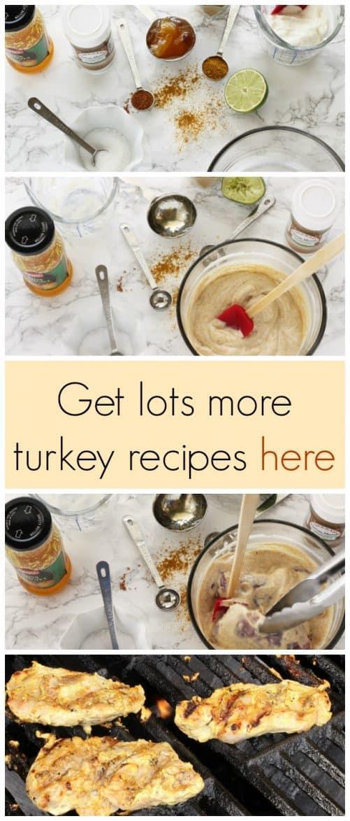 #ServeTurkey recipes