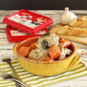 How Dorot Makes Garlic Chicken Easy!