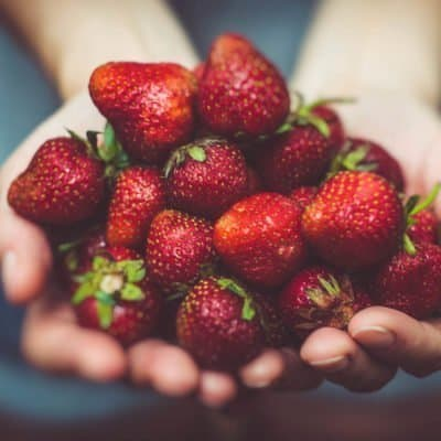 Should you buy organic strawberries and spinach?