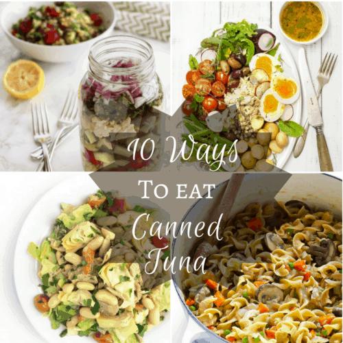 10 Creative Ways to Eat Canned Tuna