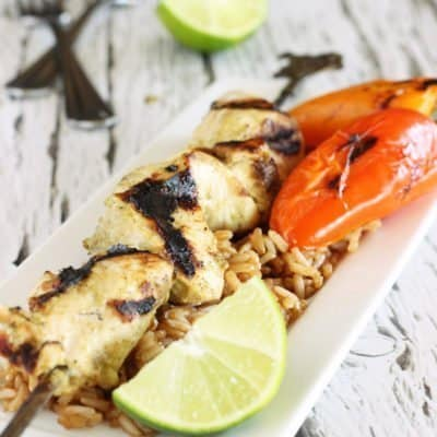 Sweet and Spicy Grilled Jerk Chicken