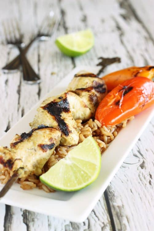 Sweet and Spicy Grilled Jerk Chicken|Craving Something Healthy