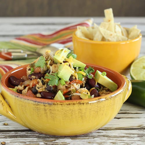 3 Bean Chicken Chili|Craving Something Healthy