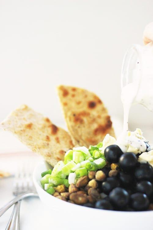 Chicken Salad Sandwich Bowl Craving Something Healthy