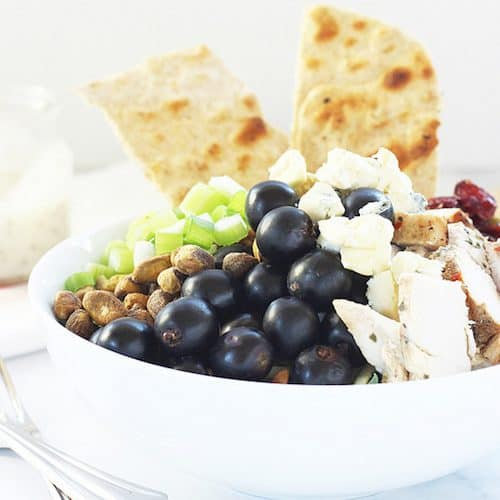 Chicken Salad Sandwich Bowls|Craving Something Healthy