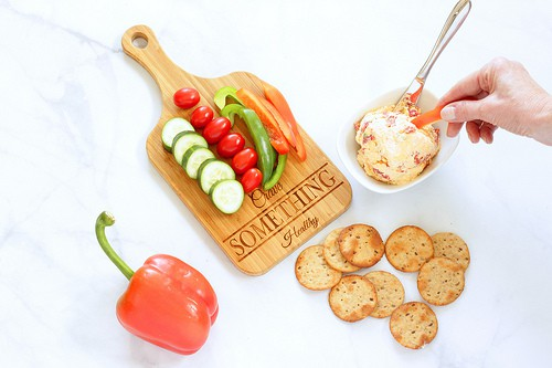 Southwest Pimento Cheese Spread | Craving Something Healthy