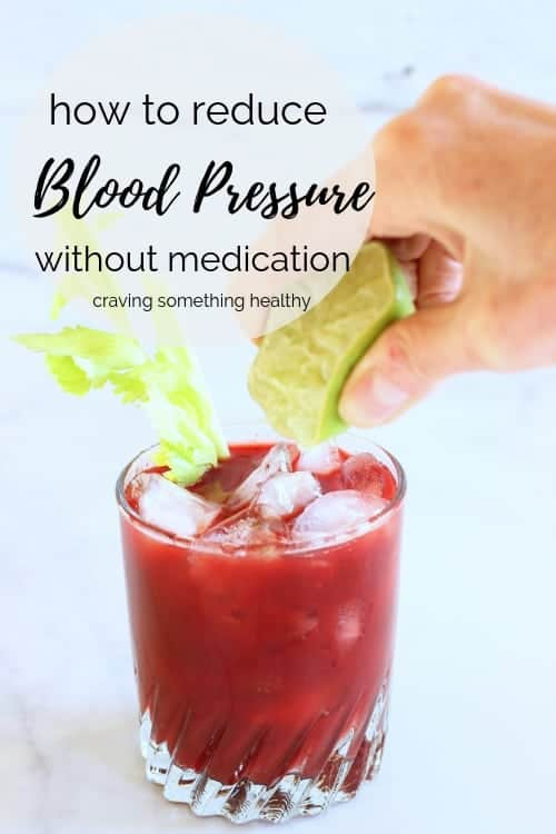 what juice helps lower blood pressure