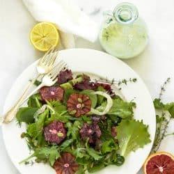 Immune-Boosting Citrus Fennel Salad