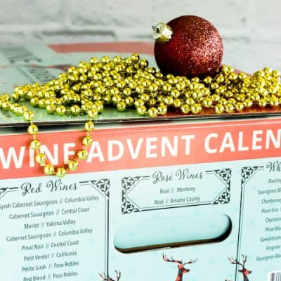 Cheers to 24 Days of Wine Advent Calendars